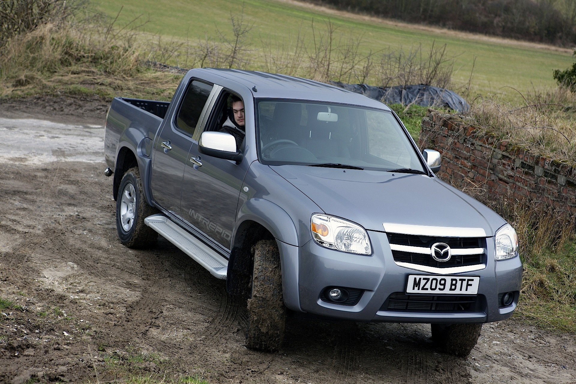 Kekurangan Mazda Bt 50 2008 Review