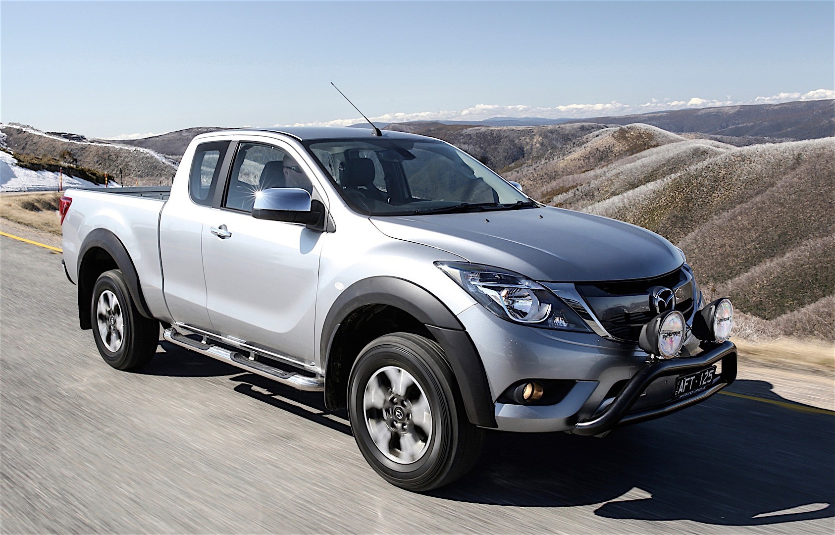 mazda bt 50 specs photos 2015 2016 2017 2018 autoevolution. Black Bedroom Furniture Sets. Home Design Ideas