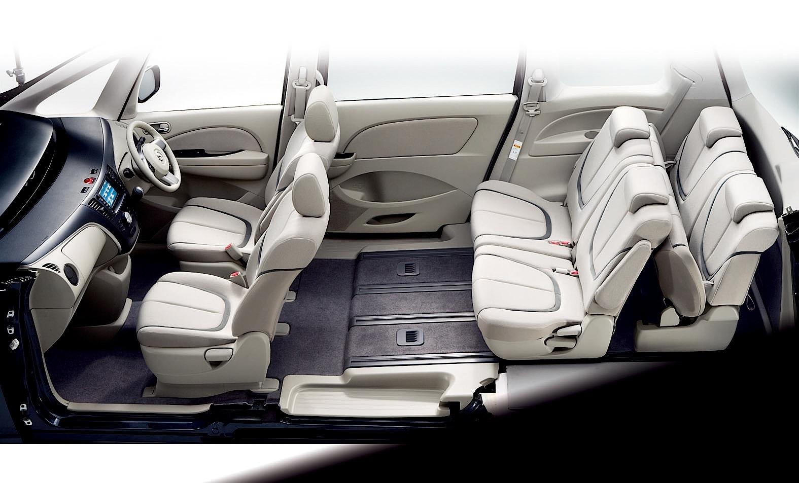 Mazda Biante 2008 2009 2010 2011 2012 2013 2014 2015 2016 2017 Autoevolution