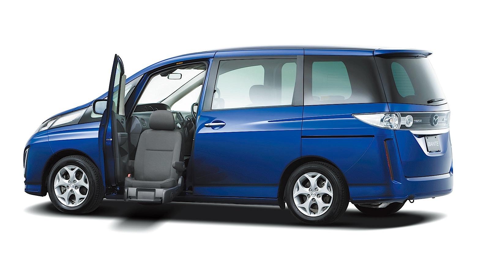 Mazda Biante Specs 2008 2009 2010 2011 2012 2013 2014 2015 2016 2017 2018