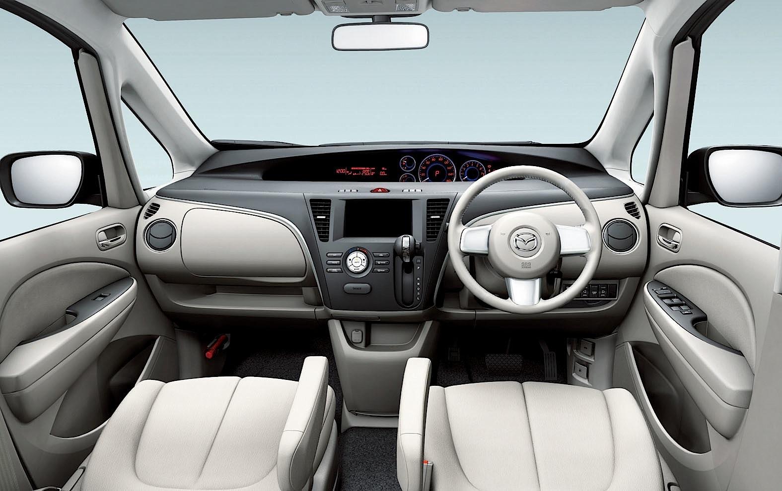 Mazda Biante Specs Photos 2008 2009 2010 2011 2012