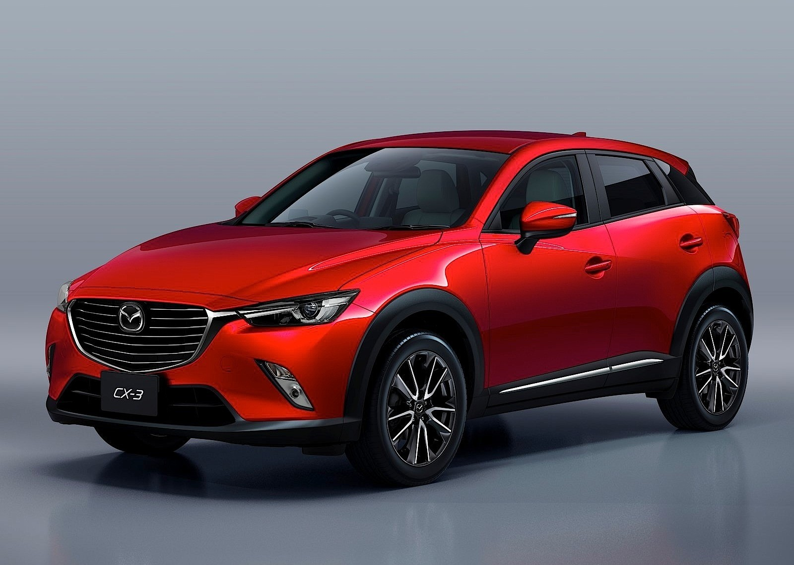 mazda cx 3 specs 2015 2016 2017 2018 autoevolution. Black Bedroom Furniture Sets. Home Design Ideas