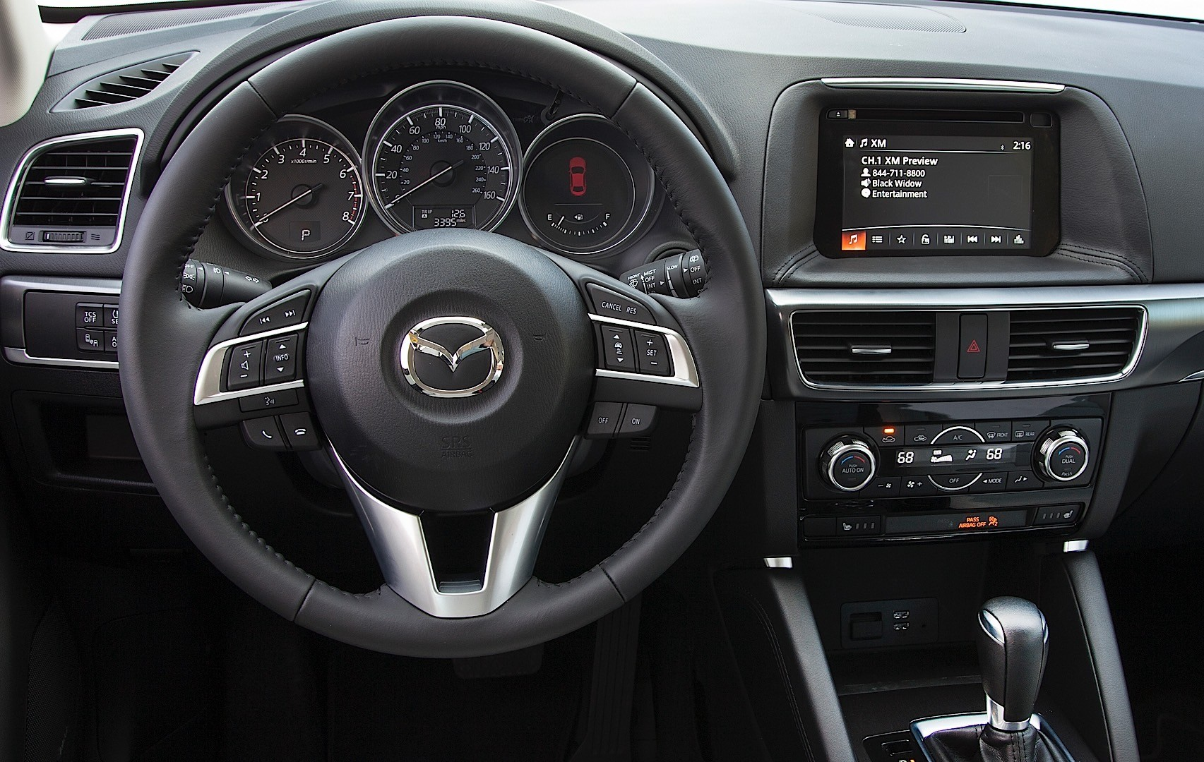 mazda cx 5 specs 2015 2016 autoevolution. Black Bedroom Furniture Sets. Home Design Ideas