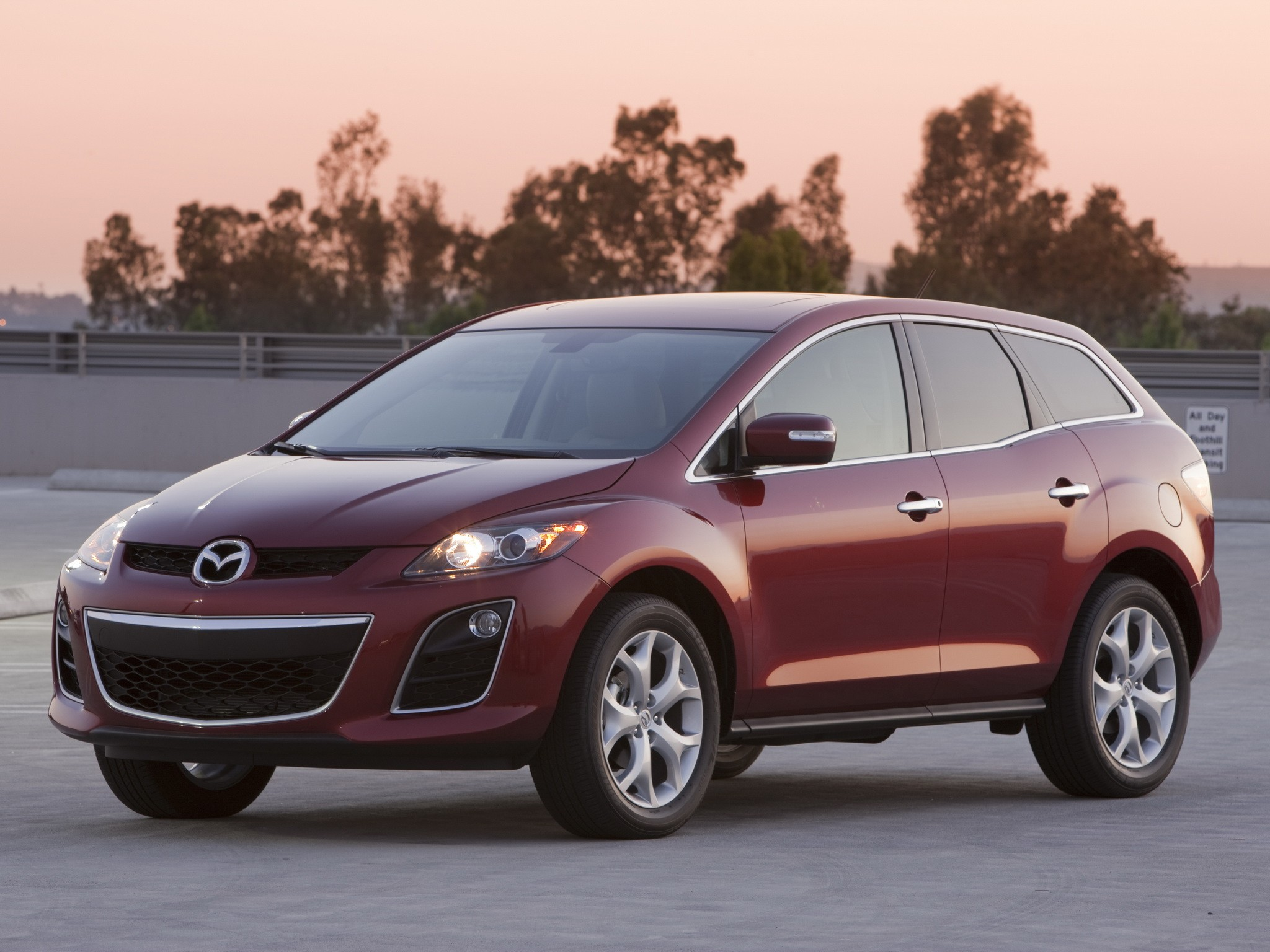 MAZDA CX-7 - 2009, 2010, 2011, 2012 - autoevolution