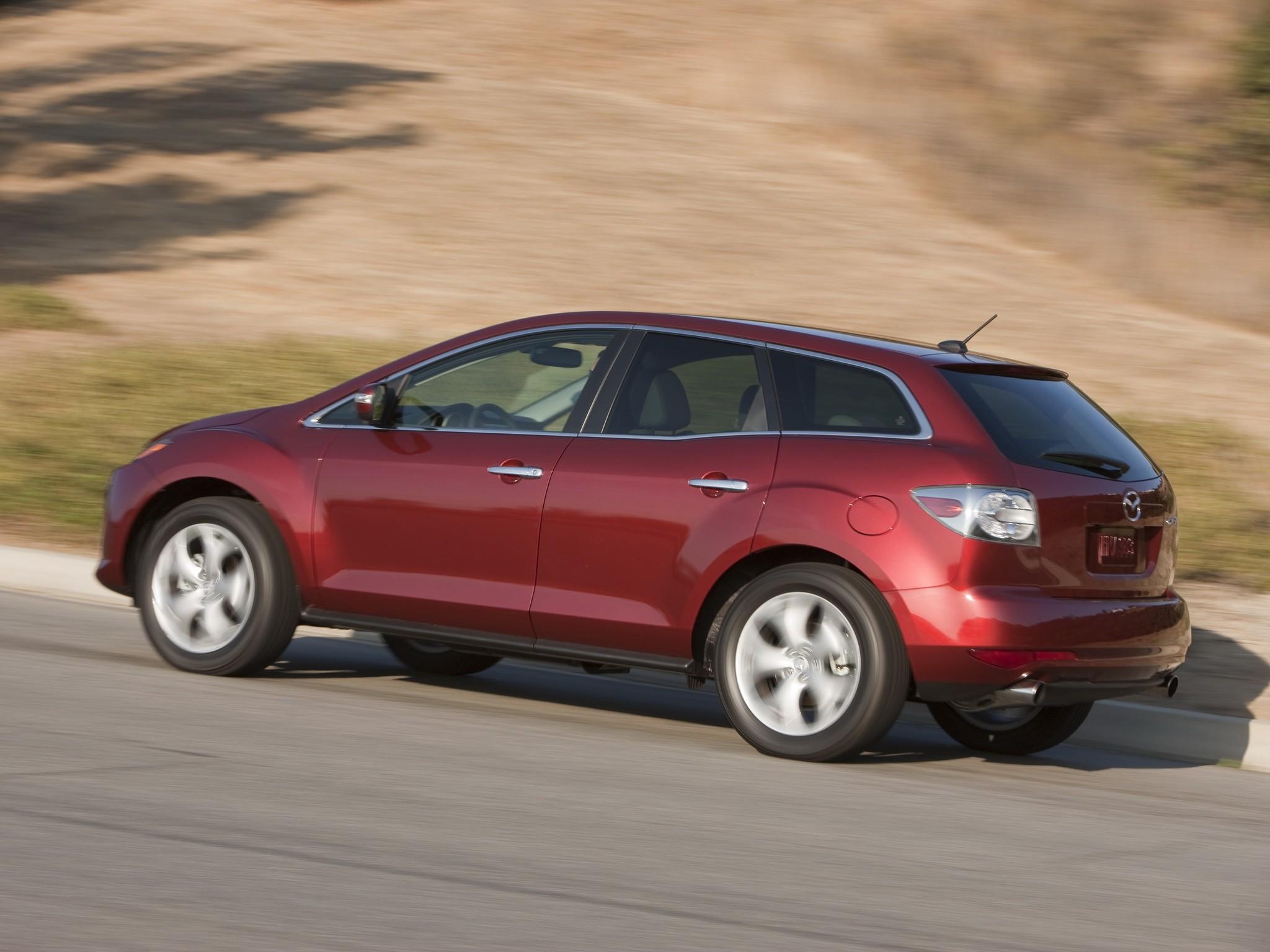 Mazda Cx 7 Specs 2009 2010 2011 2012 Autoevolution