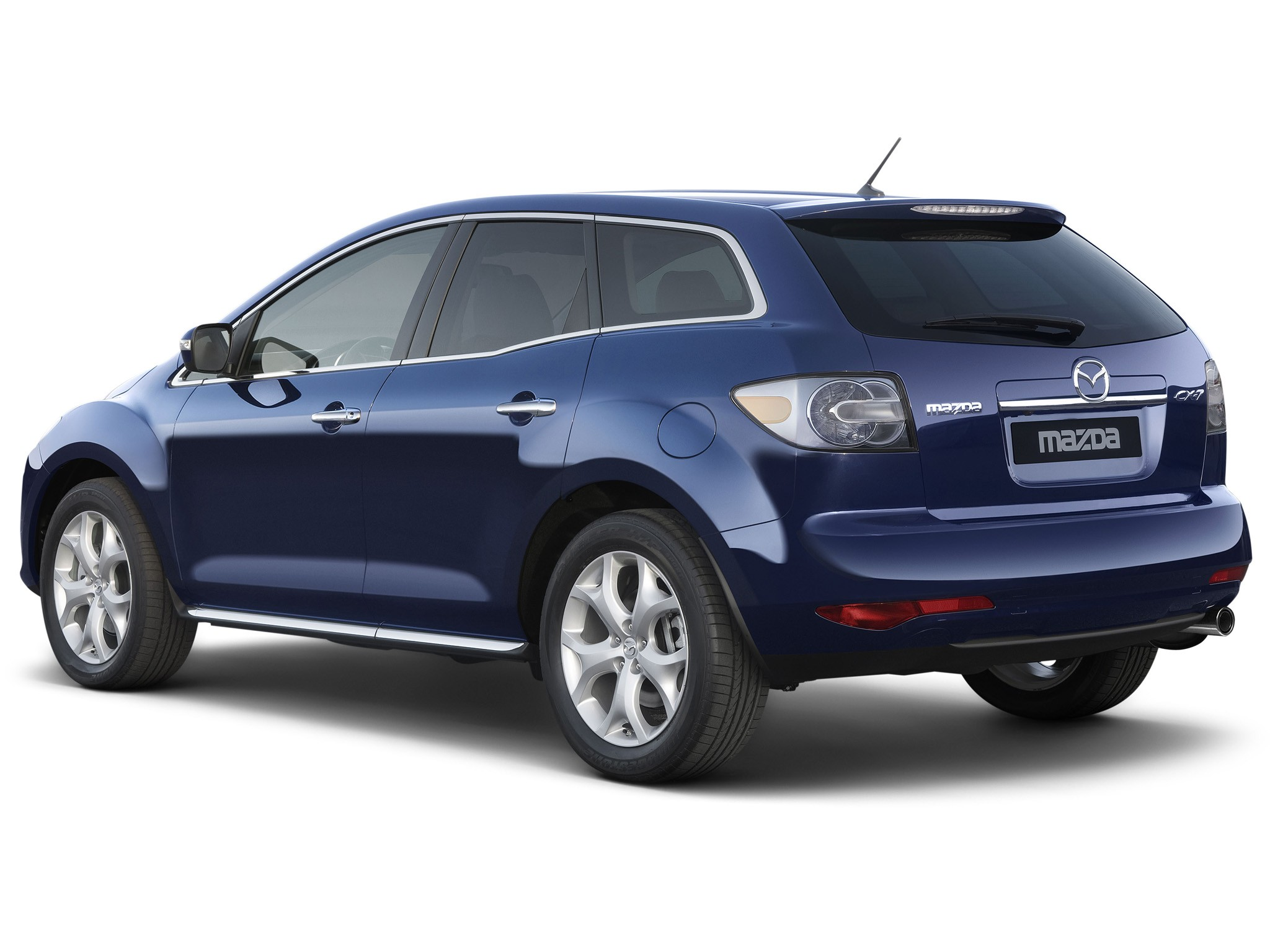 Mazda Cx 7 2009 2010 2011 2012 Autoevolution