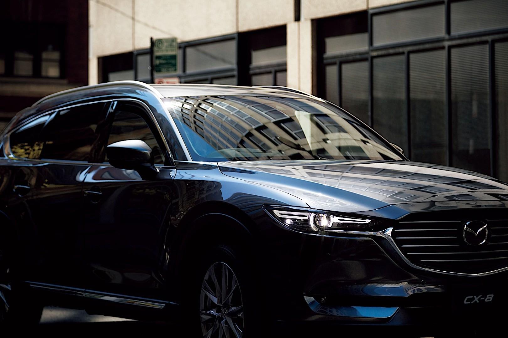Mazda Cx 8 Specs Amp Photos 2017 2018 2019 Autoevolution