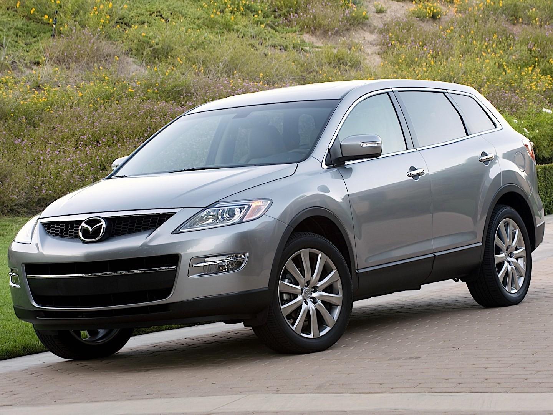 Mazda Cx 9 >> MAZDA CX-9 specs & photos - 2007, 2008, 2009 - autoevolution