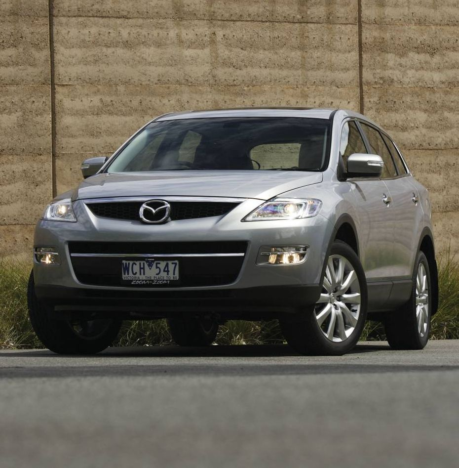 mazda cx 9 specs photos 2007 2008 2009 autoevolution. Black Bedroom Furniture Sets. Home Design Ideas
