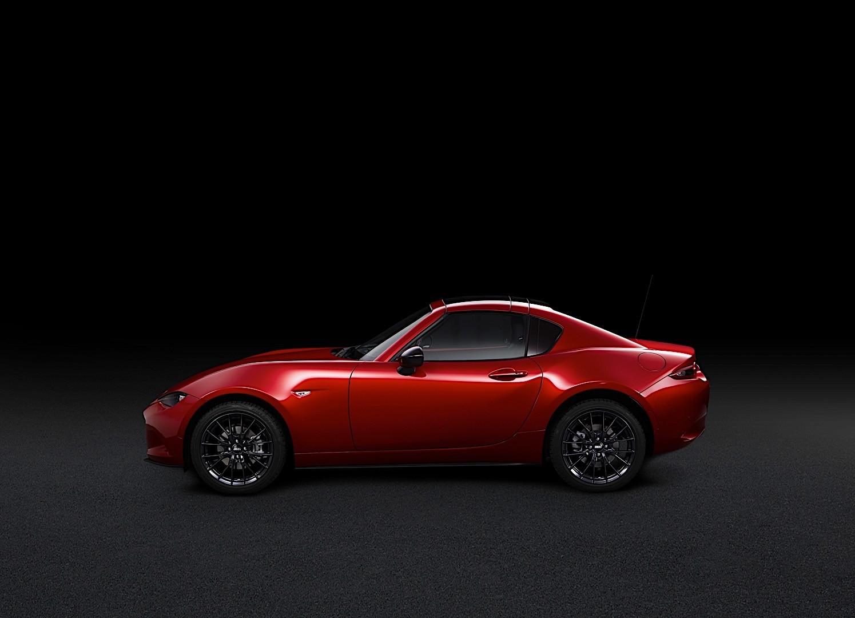 Mazda Mx 5 Miata Rf Specs 2016 2017 2018 Autoevolution