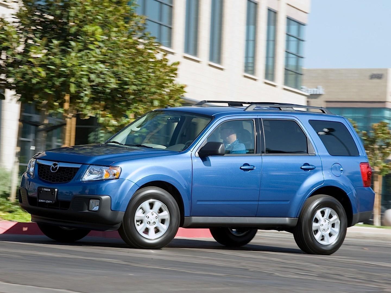 Mazda Tribute Specs 2007 2008 Autoevolution