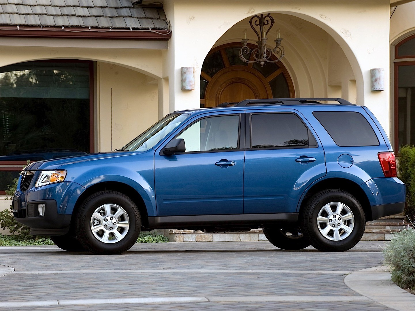 MAZDA Tribute specs - 2007, 2008 - autoevolution