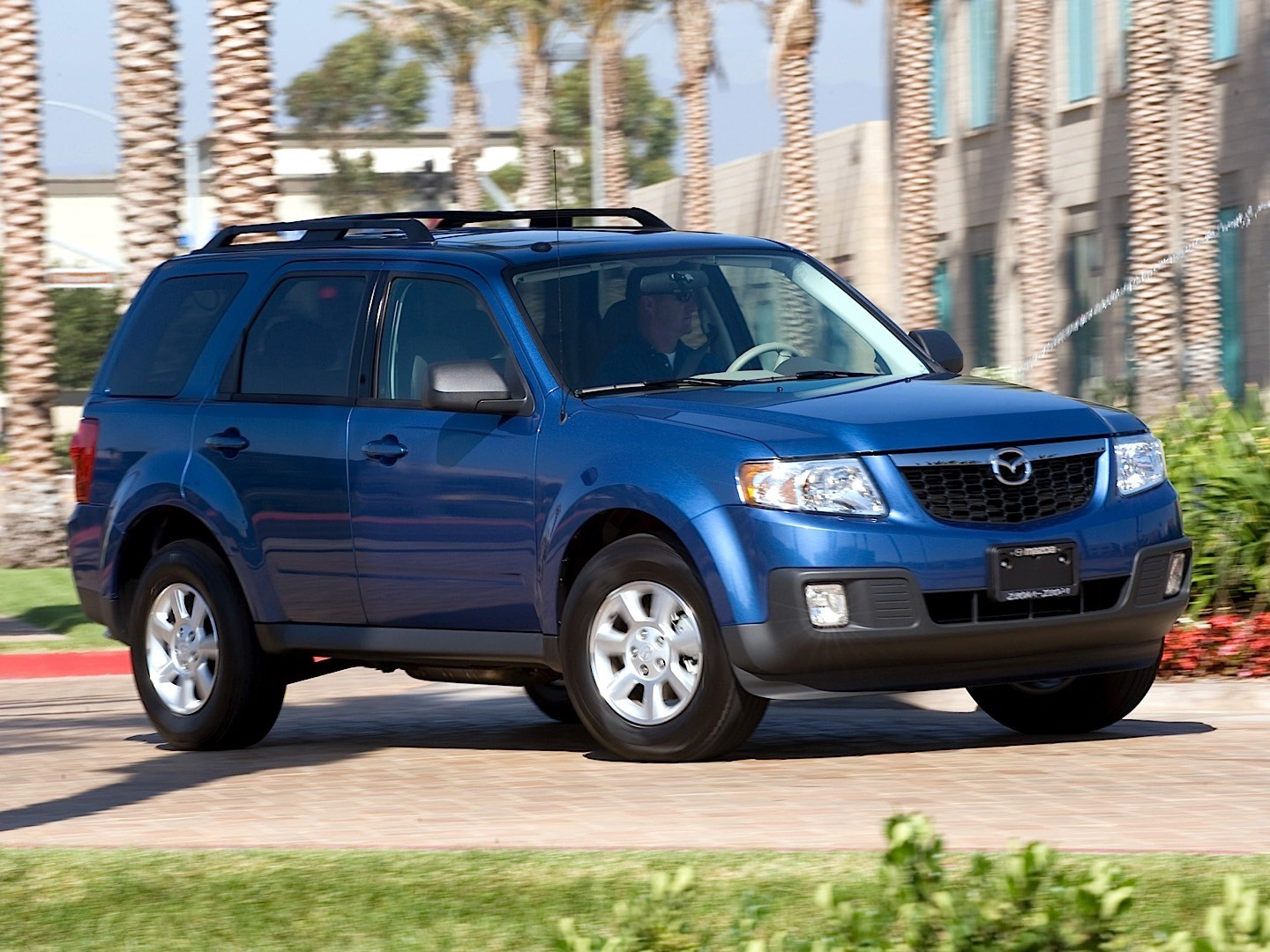 mazda tribute specs 2007 2008 autoevolution. Black Bedroom Furniture Sets. Home Design Ideas