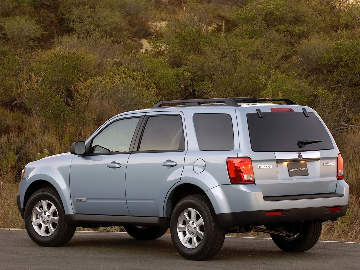Mazda Tribute Specs  U0026 Photos