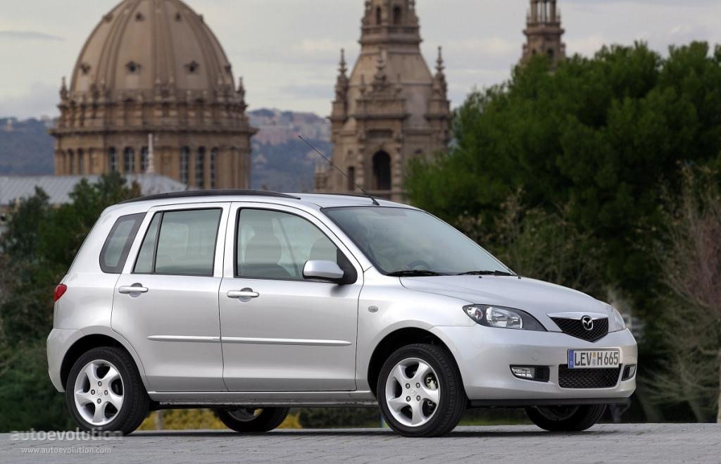 2006 Mazda3 S >> MAZDA 2 / Demio specs & photos - 2002, 2003, 2004, 2005, 2006, 2007 - autoevolution