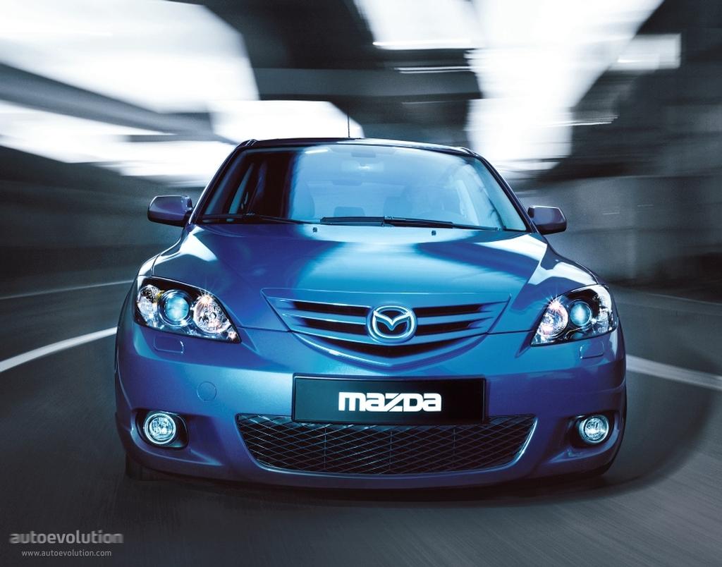 ... MAZDA 3 / Axela Hatchback (2004   2009) ...