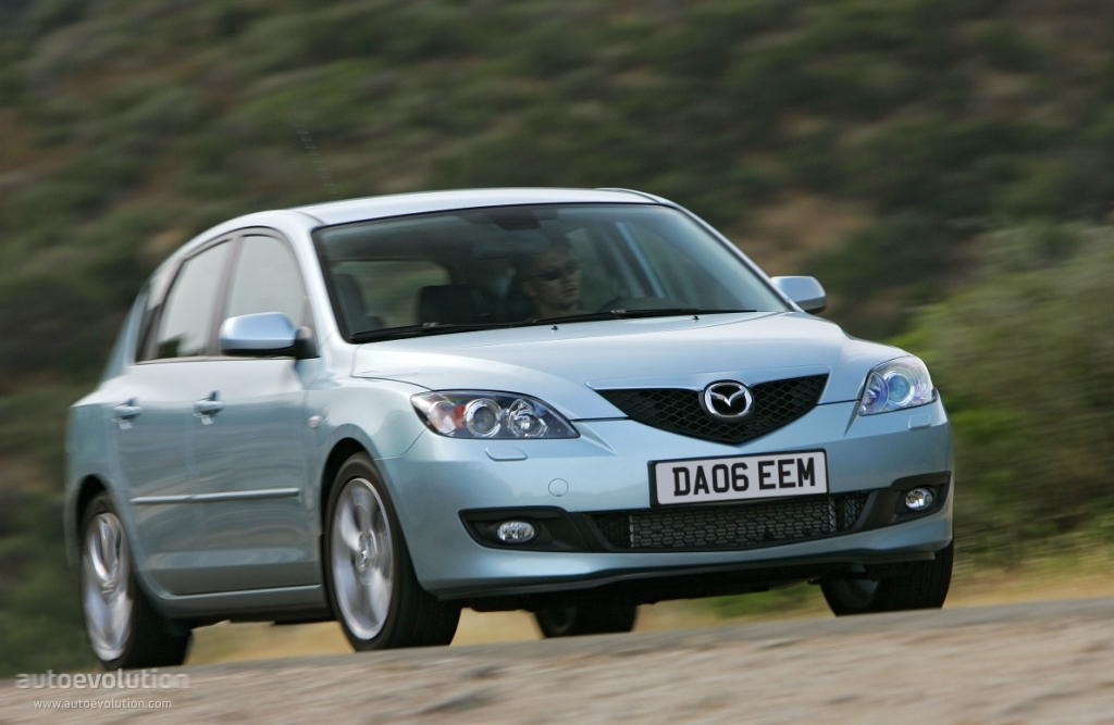 mazda 3 axela hatchback specs 2004 2005 2006 2007 2008 2009 rh autoevolution com Mazda 3 5Dr Hatchback Mazda 3 Hatchback 2.5