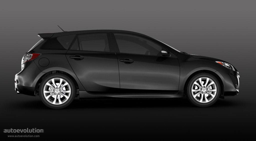 Mazda 3 Axela Hatchback Specs 2009 2010 2011 2012 2013 Autoevolution
