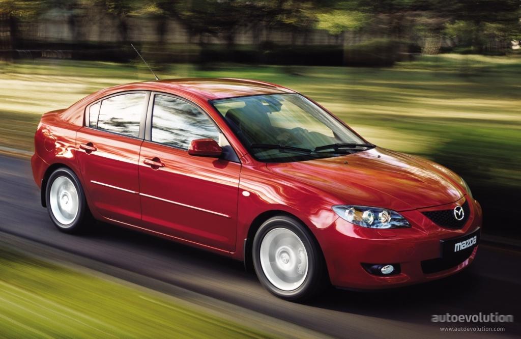 Nice MAZDA 3 / Axela Sedan (2004   2009) ...