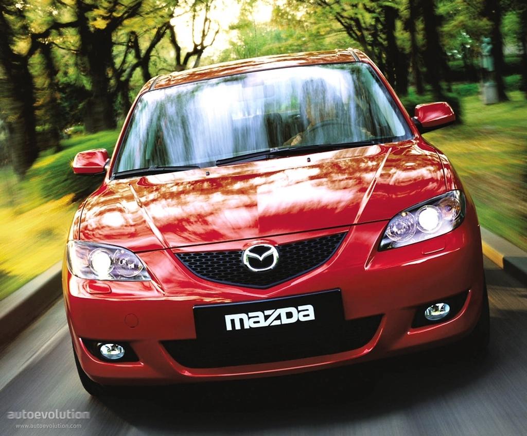 Beautiful ... MAZDA 3 / Axela Sedan (2004   2009) ...