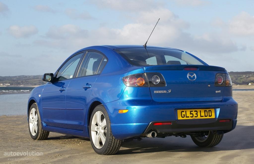 Mazda Cx 5 Diesel Canada >> MAZDA 3 / Axela Sedan specs & photos - 2004, 2005, 2006 ...