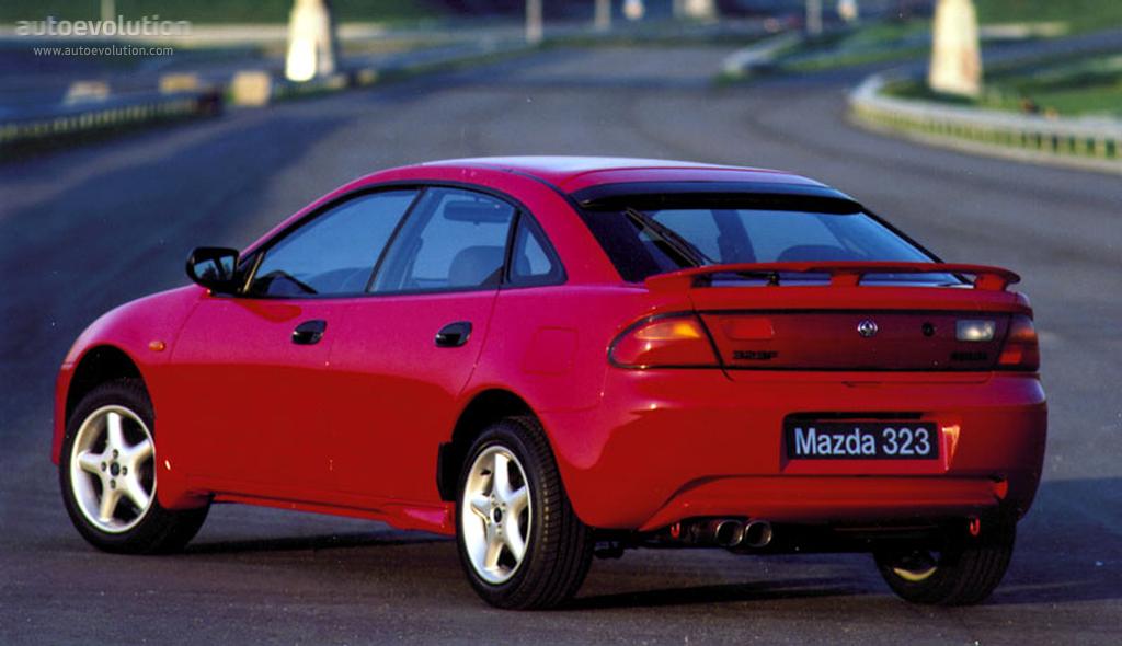 Mazda 323 F Cb 1994 1995 1996 1997 1998