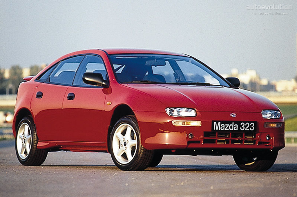 mazda 323 f cb specs photos 1994 1995 1996 1997. Black Bedroom Furniture Sets. Home Design Ideas