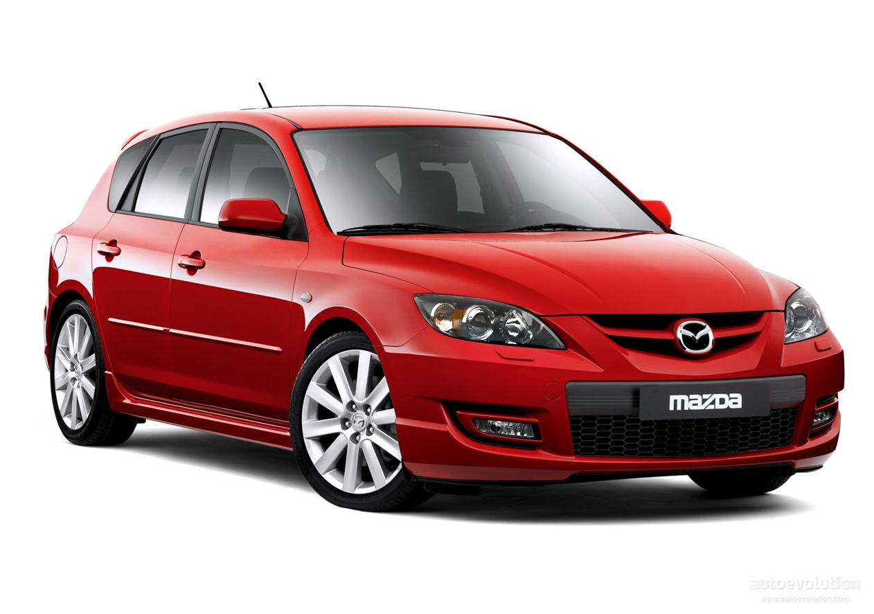 mazda 3 mps mazdaspeed3 specs 2006 2007 2008 2009 autoevolution. Black Bedroom Furniture Sets. Home Design Ideas