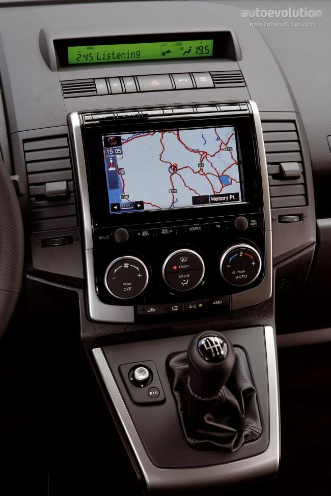 Mazda 5 Premacy Specs 2008 2009 2010 Autoevolution