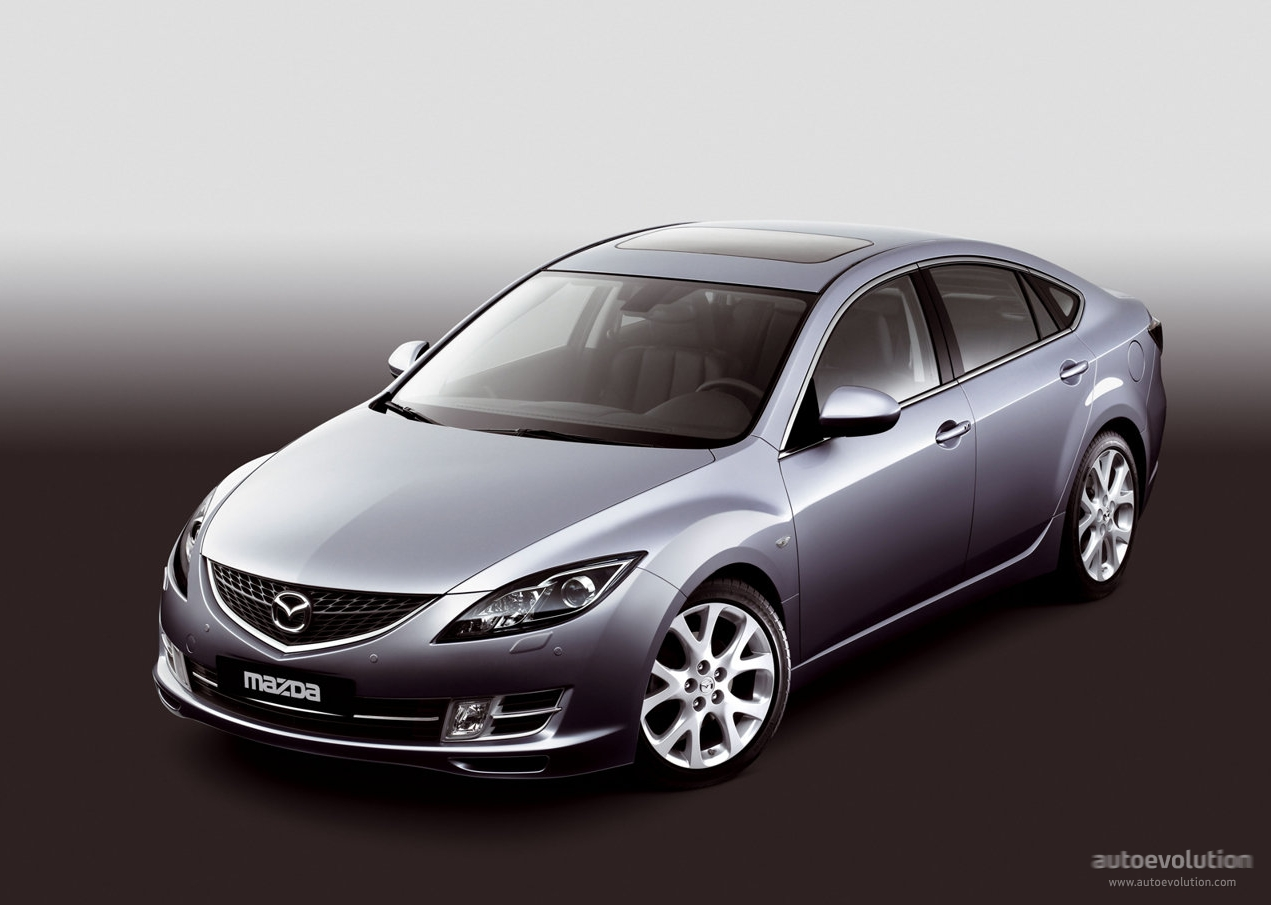 Mazda 6 Atenza Hatchback 2007 2013