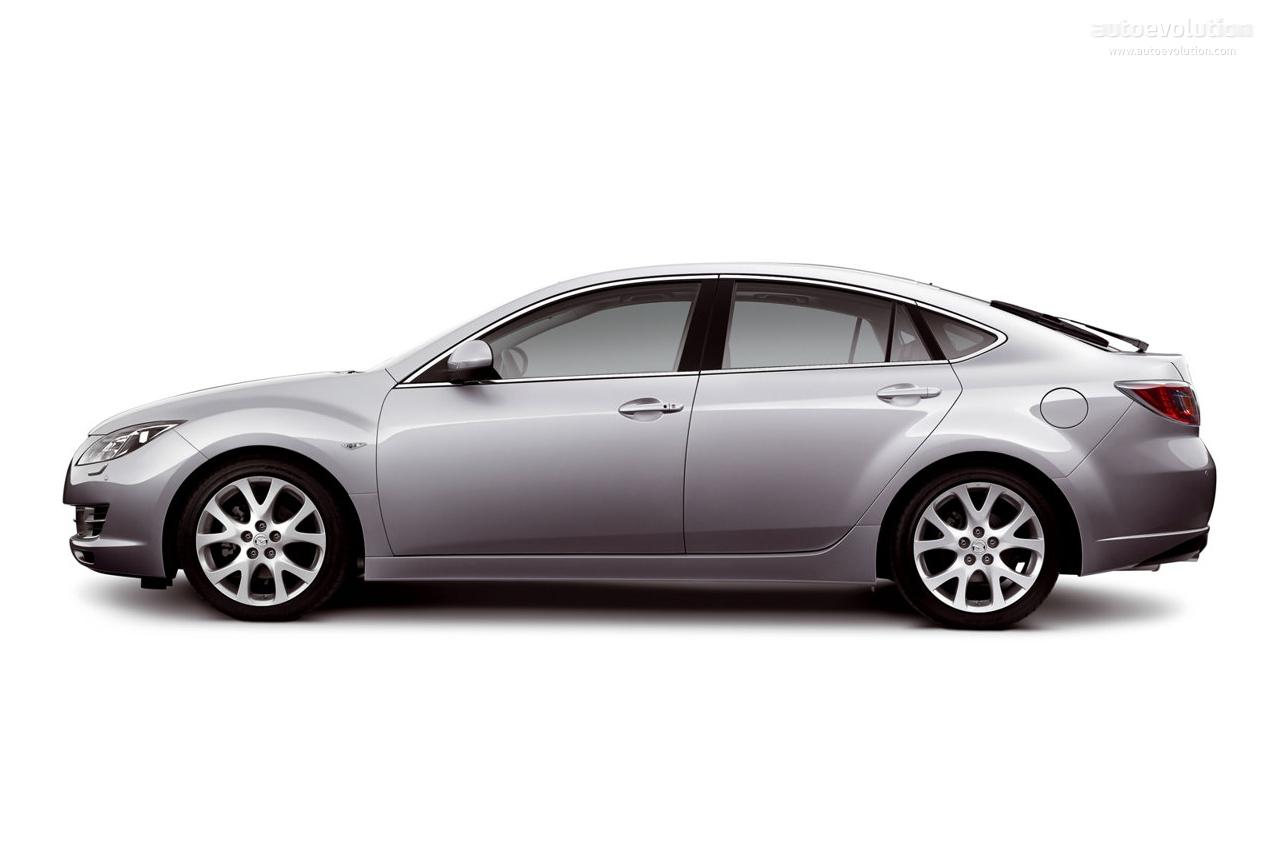 mazda 6 hatchback 2012