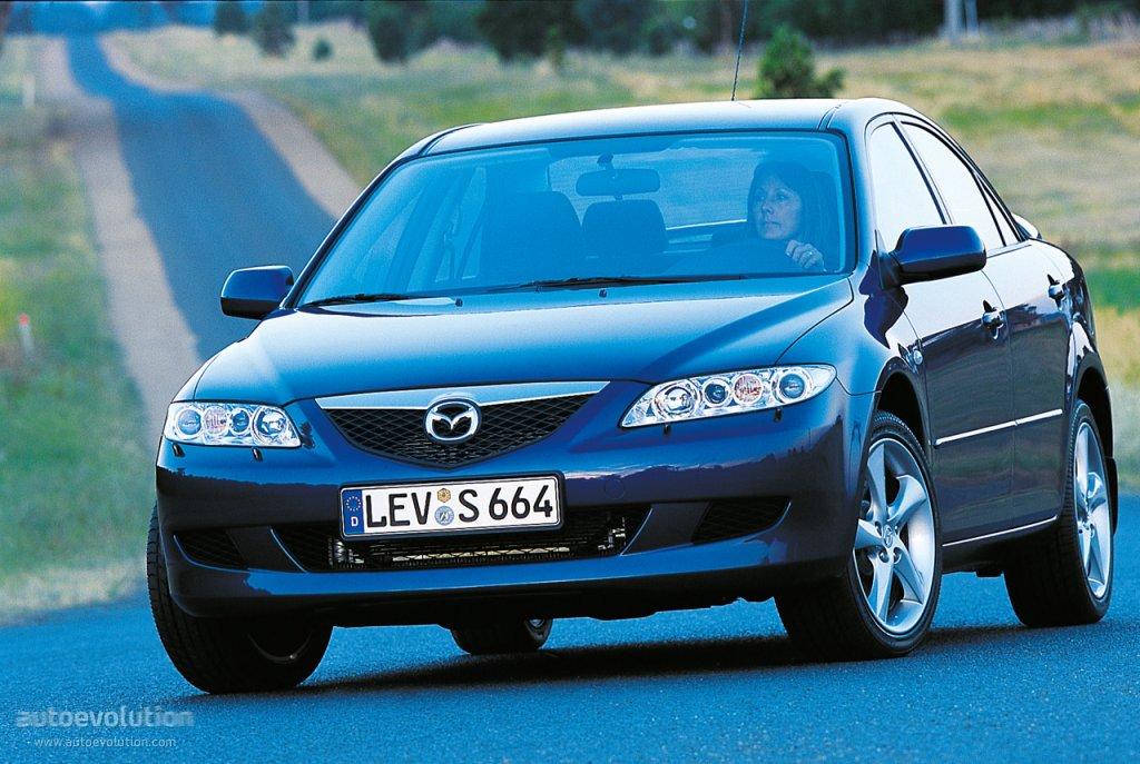 MAZDA 6/Atenza Sedan (2002   2005) ...