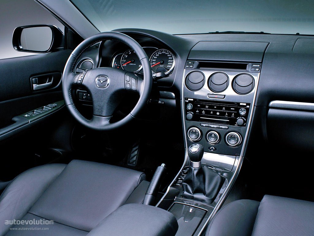 mazda 6 2004 interior. download photo mazda 6 2004 interior