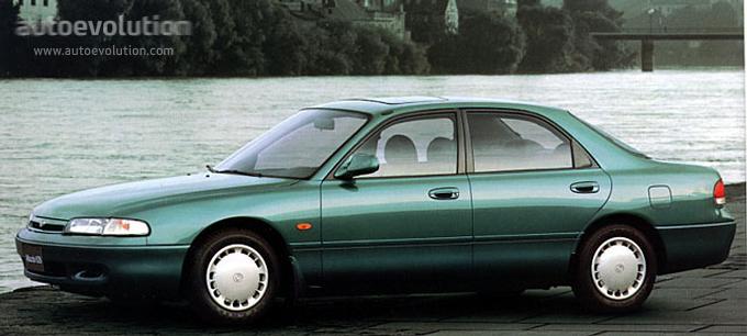 Mazda Mk Sedan