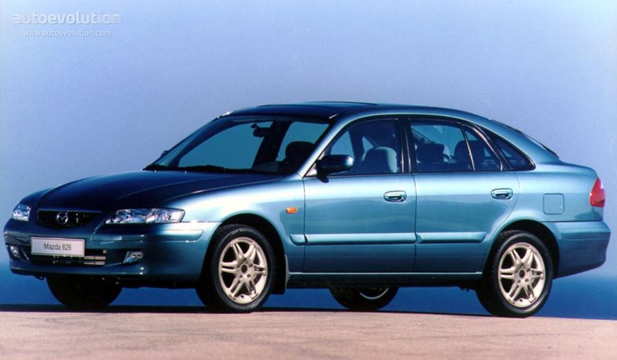 Mazda 3 Hatchback >> MAZDA 626 (Mk.5) Hatchback specs - 1997, 1998, 1999, 2000, 2001, 2002 - autoevolution