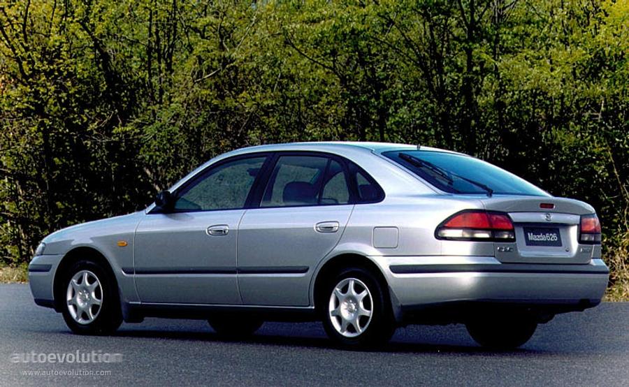 Mazda Mk Hatchback