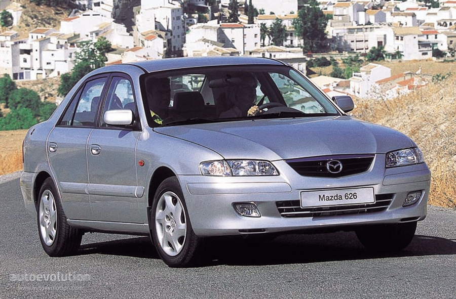 High Quality MAZDA 626 (Mk.5) Sedan (1997   2002) ...