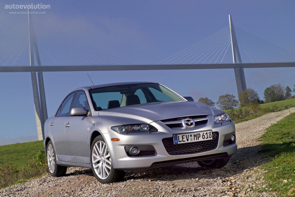 MAZDA 6 MPS specs & photos - 2006, 2007 - autoevolution