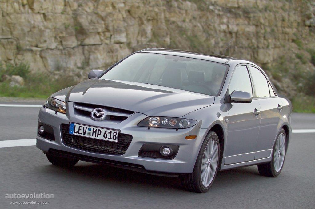 MAZDA 6 MPS specs - 2006, 2007 - autoevolution