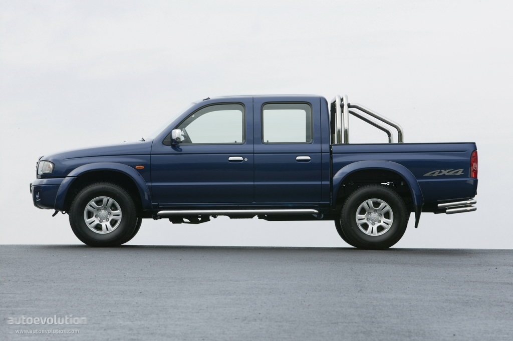 Mazdabseries Bravodualcab on 2006 Dodge Extended Cab