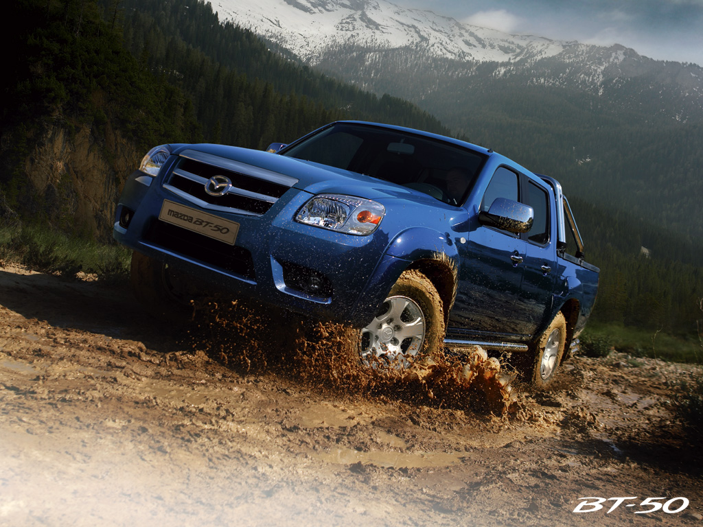 Mazda Bt 50 2008 Tuning >> MAZDA BT-50 - 2006, 2007, 2008, 2009, 2010, 2011 - autoevolution