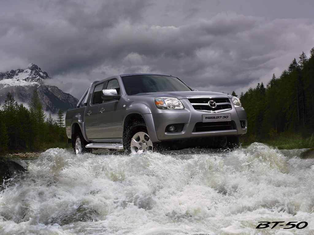 New Mazda Miata >> MAZDA BT-50 specs & photos - 2006, 2007, 2008, 2009, 2010 ...