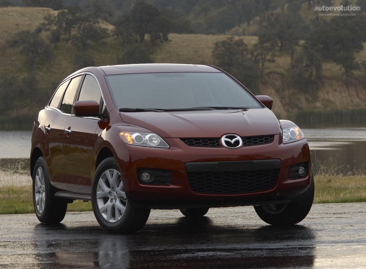 Mazda Cx-7 - 2007  2008  2009