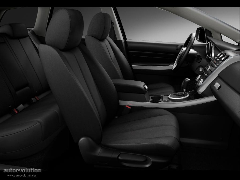Cx-7 Interior Dimensions Interior Mazda Cx-7