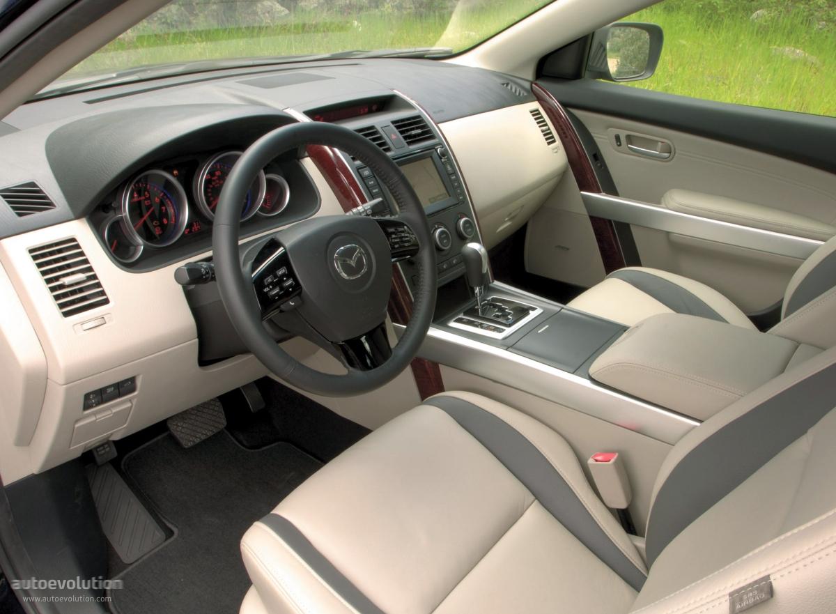 Interior Mazda cx 9