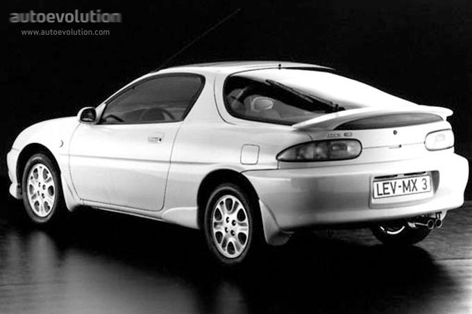 Mazda Mx-3 Specs  U0026 Photos