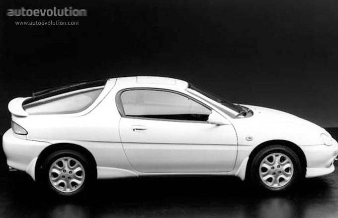 Mazda Mx 3 1991 1992 1993 1994 1995 1996 1997