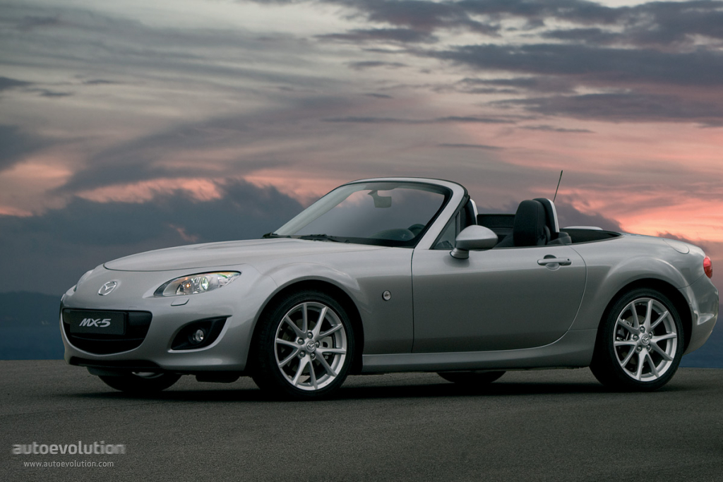 mazda mx 5 miata specs 2008 2009 2010 2011 2012. Black Bedroom Furniture Sets. Home Design Ideas