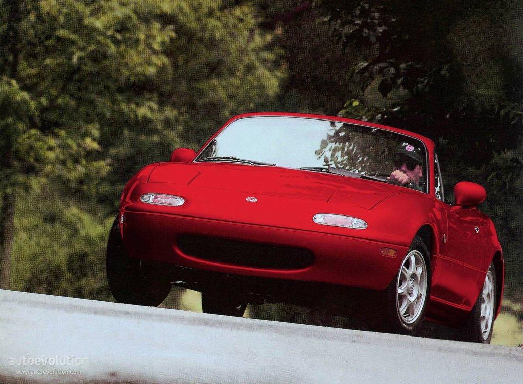 Mazdamx Miata