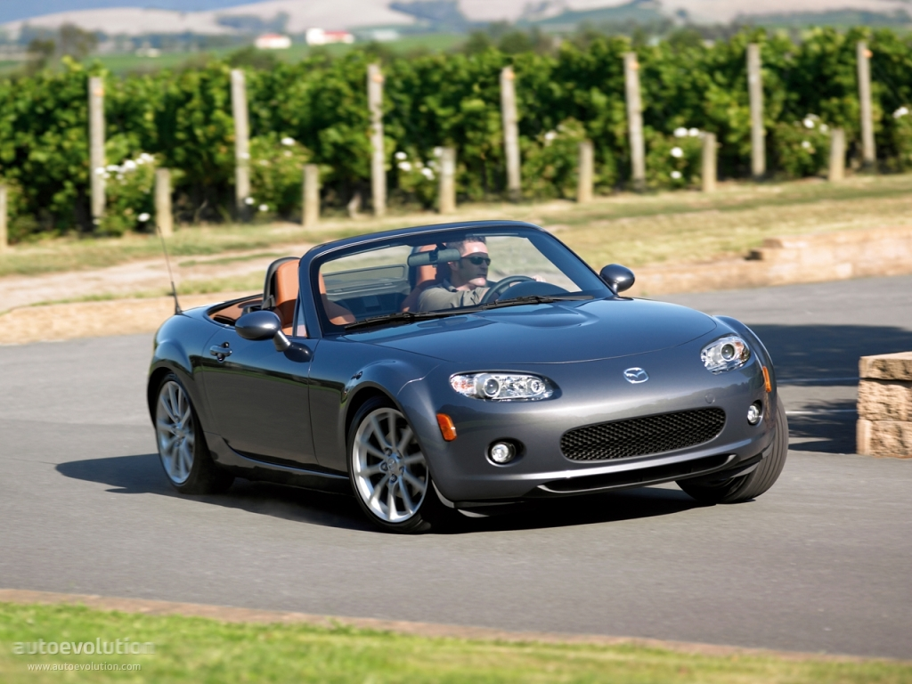 mazda mx 5 miata specs photos 2005 2006 2007 2008 autoevolution. Black Bedroom Furniture Sets. Home Design Ideas